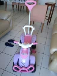 Triciclo Cross Calesita Turbo Pink