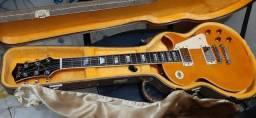 Guitarra TLP Flamed Tagima novissima com case