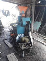 máquina de Pilar arroz