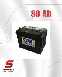 Bateria Moura 80 Amperes em até 12x sem juros