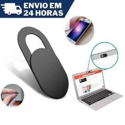 Protetor de webcam e câmera de celular