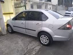 Fiesta Sedan 1.6 8V  CLASS Rocam 2011/2012 prata 87.300 km. Lindo !!