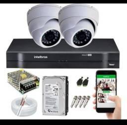 Título do anúncio: Segurança, câmeras, cercas, alarmes, motores
