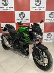 Título do anúncio: Kawasaki Z 300 (A mais top do OLX)