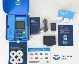 Máquinas de cartão Mercado Pago com impressão de comprovantes - Nova Point Pró 2