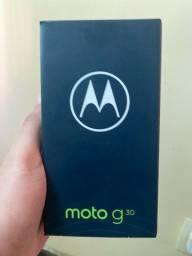 Moto G 30 Novo Lacrado Até 12 x No Cartão