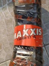 Título do anúncio: Pneu maxxis 130/80-17 tl 2 unidades.