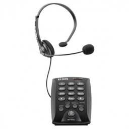 Conjunto Telefonista com Identificador de Chamadas HST-6000