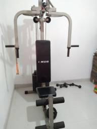 Estação musculação residencial Kikos