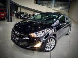 Df$* Hyundai Elantra Gls 2015 Flex - Teto Solar e Couro