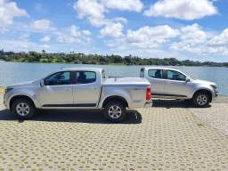 Chevrolet S10 2.8 LT Cabine Dupla 4x4 Turbo Diesel 2017 Cambio Manual