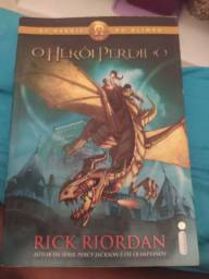 O herói perdido- 2a saga de Percy Jackson: livro 1