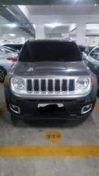 Título do anúncio: Jeep Renegade limited AT. 17/18
