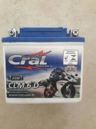 Título do anúncio: Bateria cral 6h