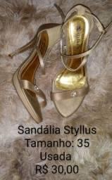 Sandália Tam 35