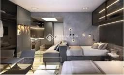 Studio à venda com 1 dormitórios em Centro histórico, Porto alegre cod:342323