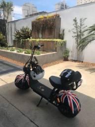Scooter elétrica em excelente estado!!!