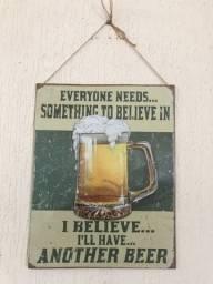 Quadro cervejeiro