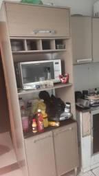Armário cozinha madeira boa