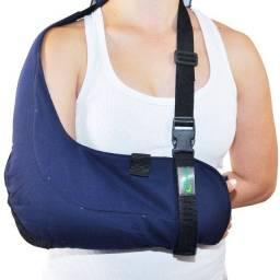 Tipoia para Braços e Ombros Imobilizadora Bilateral Ortopedica Imobilizadora