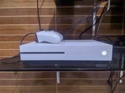 Xbox One s 1 TB + 1 controle + Kinect com adorador para Xbox one S + FIFA 19 mídia física