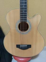 Baixo violão top novo tagima b500