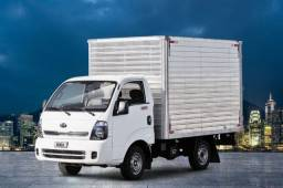 Título do anúncio: KIA Bongo K2500 2.5 Turbo Diesel com Baú.