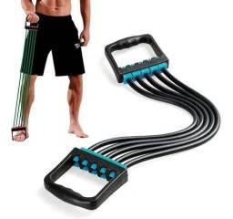 Extensor Elástico Expander Para Exercícios E Alongamento