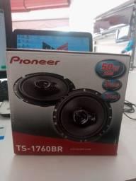 """Alto falantes pioneer de 6"""" pol  50w rms cada #nf vendas 2021"""