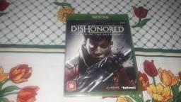 Título do anúncio: Dishonored