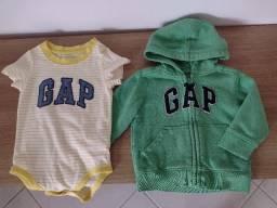 Body + Casaco Baby GAP