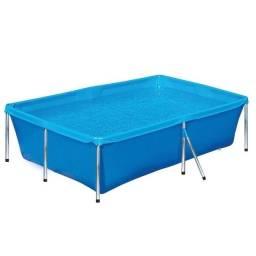 piscina estruturada 2000 litros botafogo