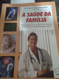 Título do anúncio: A Saúde da família coleção 3 livros ?