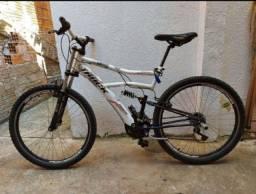 Bike barata Track original semi nova