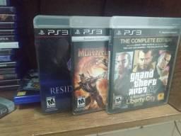 Jogos PS3 - leia a descrição.