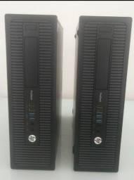 Hp Prodesk 600 G1 Core I3 10GB RAM