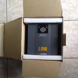 INVERSOR de frequência SANTERNO SINUS M 0014 2S/T BA2K2 12,5CV - 32A - 220V