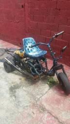 triciclo para manobras drift