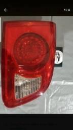 Lanterna Tampa Santa Fé Lado Esquerdo 2008 A 2011 Original