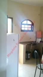 Cód: 2241 Ótima Casa em Unamar, Segurança Total. 2 Quartos