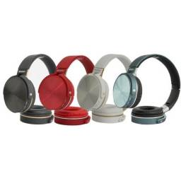 Promoção Fone De Ouvido Everest Jb950 Headset Micro Sd Bluetooth Musicas