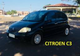 Citroen C3 com Pneus Estado de Novos e Som c TV Digital ano 2008 - 2008