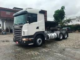 Scania G 420 - ano 2010 - 2010