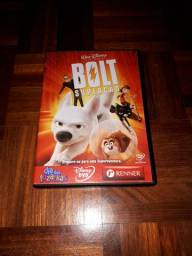 DVD Filme Bolt Supercão