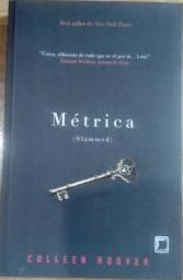 Livro Métrica (slammend), Colleen Hoover