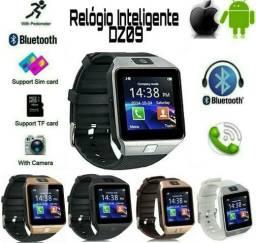 176d85949dc Relógio Inteligente DZ09 - Smartwatch (Relógio P Fazer Ligações