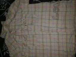 Linda Camisa de tecido a manga curta da Levis