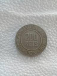 Moeda 200 reis 1923