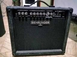 Cubo Amplificador Guitarra 30w Behringer Virtube VT30FX