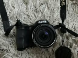 Câmera fotográfica SONY DSC H100 comprar usado  Salvador